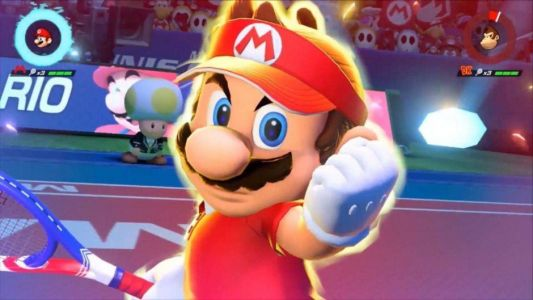 As It Turns Out, MARIO TENNIS ACES Doesn't Let You Play A Regular Game Of Tennis