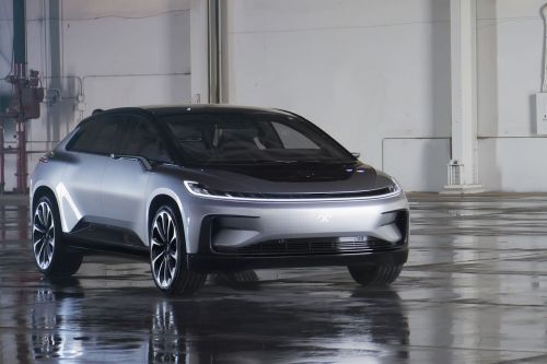 Faraday Future's last founding executive resigns, plans emergency fund for employees