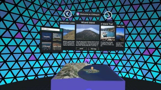 Microsoft's new 'Outings' Mixed Reality app gets outed