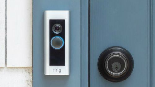 The Ring Doorbell Pro is $50 off for Amazon's Valentine's Day deals week