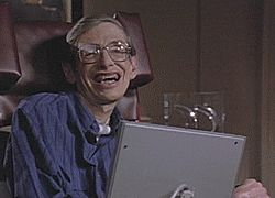 The Morning After: Stephen Hawking (1942 - 2018)