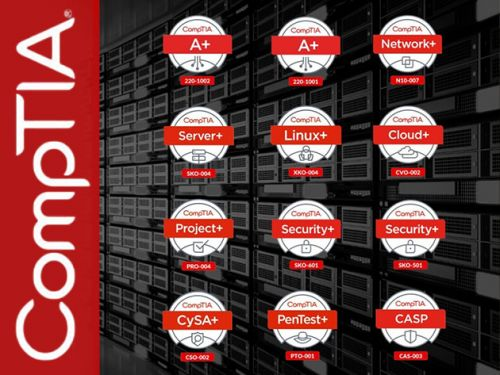 Check out some great IT certification courses on sale now