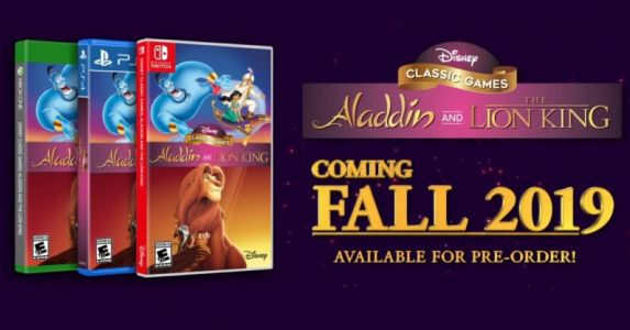 Disney to drop Aladdin & Lion King games - because live-action remakes just aren't enough