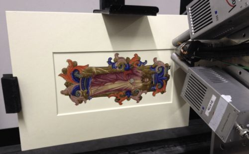 This machine that analyses art can also be used to solve crime