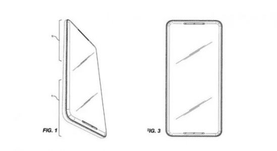 The latest patents from Google point to a Pixel 4 with bezel-less display