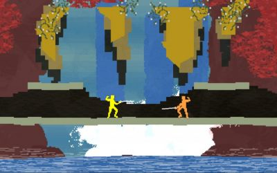 The Disturbing Delight That is Nidhogg II's Art