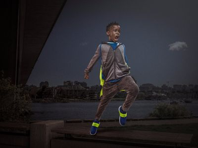 A team of ex-Nike designers created the ultimate sneaker for playtime