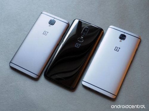 OnePlus 6 vs. OnePlus 3T & OnePlus 3: Should you upgrade?