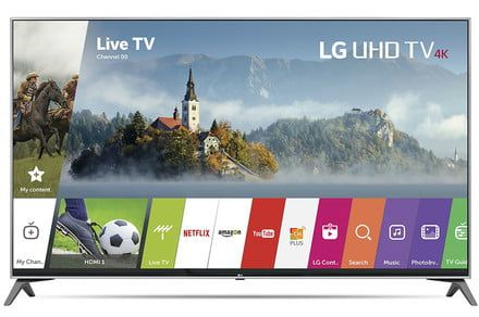 At $650, LG's 65-inch UJ7700 is a killer deal for Prime Day