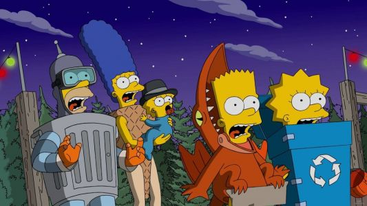 "THE SIMPSONS 2019 ""Treehouse Of Horror"" Will Be Episode 666"