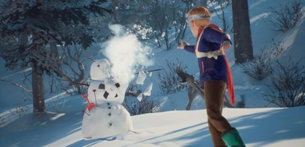 Wot I Think: The Awesome Adventures of Captain Spirit
