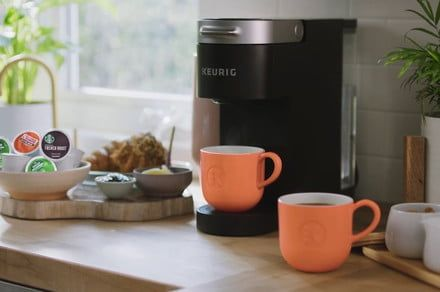 Last chance: Save $40 on Keurig K-Slim Coffee Maker for Cyber Monday