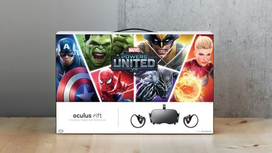 Oculus announces $399 Rift bundle with Marvel Powers United VR