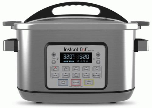 OMG, the Instant Pot with a built-in sous vide cooker is back on sale at its lowest price ever