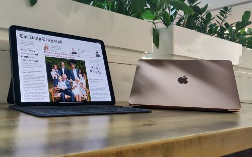 MacBook Air and iPad Pro 2018 review: Two bites at the Apple