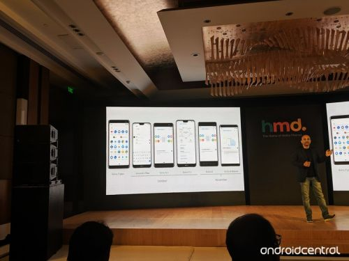 Nokia 7.1, 6.1 and 6.1 Plus to get stable Android 9.0 Pie update this month