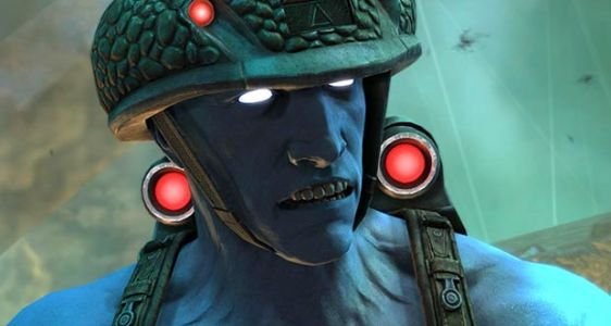Rogue Trooper Redux: a so-so remaster of a perfectly decent action game