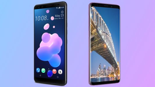 HTC U12 Plus versus Samsung Galaxy S9