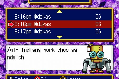 Slack engineer figures out way to load messages into a 1995 SNES game