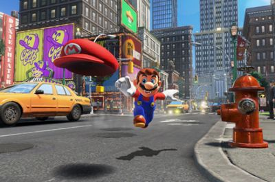 'Do the Mario' with Nintendo at this year's E3 event