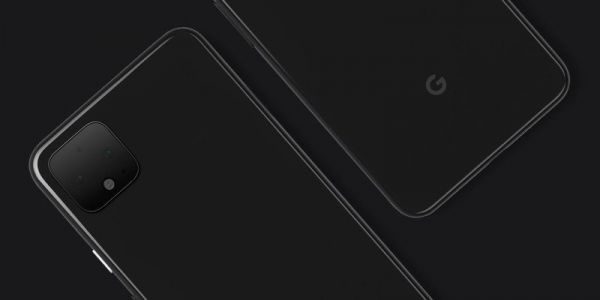 Google shares official render of the Pixel 4, confirms dual rear cameras