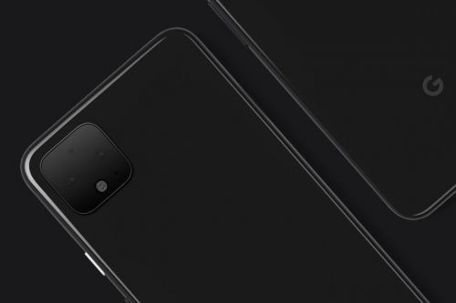 This is Google's Pixel 4