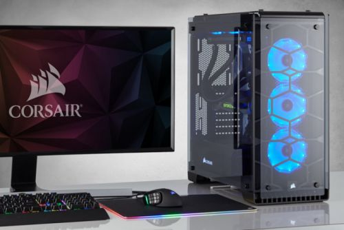 The luxurious Corsair 570X RGB, one of our favorite PC cases, is on sale for $80 off