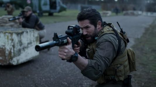 Trailer for the Action Thriller ONE SHOT Which Was Shot in One Continuous Shot with Scott Adkins and Ryan Phillippe