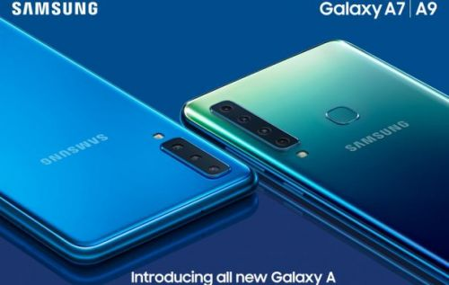 Galaxy A9 official: 4x the fun, 4x the choices to make
