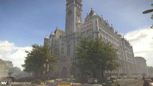The Division 2's D.C. setting is surprisingly close to the real city