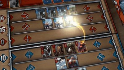 Gwent: The Witcher Card Game launches public beta