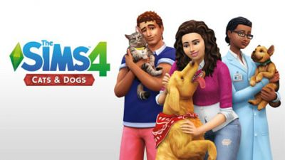 EA Announces The Sims 4 Cats & Dogs Expansion Pack