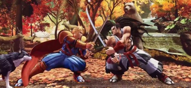 SNK Announces New Samurai Shodown Game