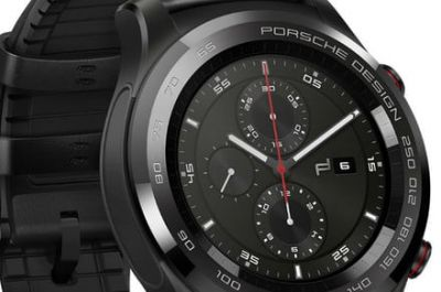 Porsche Design's special edition Huawei Watch 2 is ready to grace your wrist