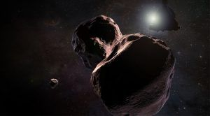 New Horizons Space Probe Target May Have Its Own Tiny Moonlet