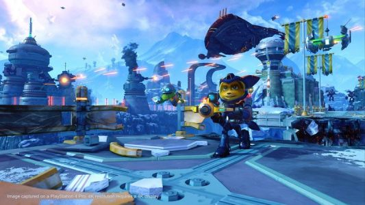 Now's the perfect and time to play Ratchet and Clank for free