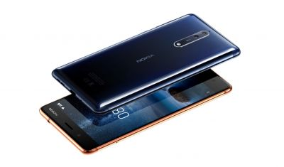 Nokia 8 Official With Snapdragon 835, Dual-Sight 'Bothie' Video
