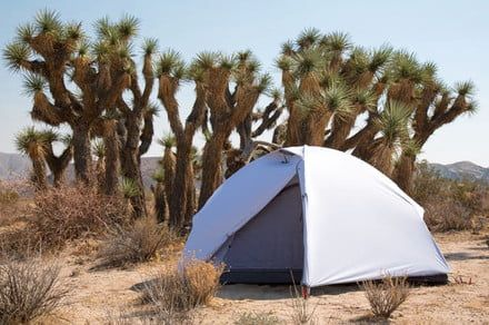 The Siesta2 keeps it cool while you camp beneath the blazing sun