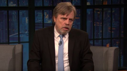 Watch Mark Hamill Do a Great Harrison Ford Impression While Sharing a STAR WARS Story