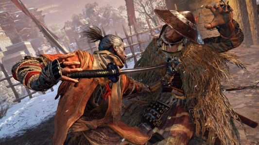 Sekiro: Shadows Die Twice Review In Progress