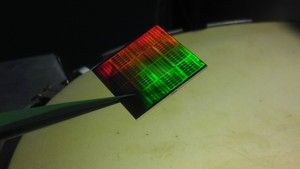 Researchers build a microprocessor from flexible materials