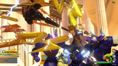Nomura Reveals More On Keyblade Transformations And Summons