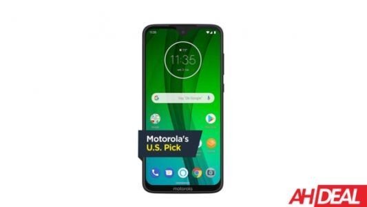 The Excellent Moto G7 Smartphone Can Be Yours For Just $239