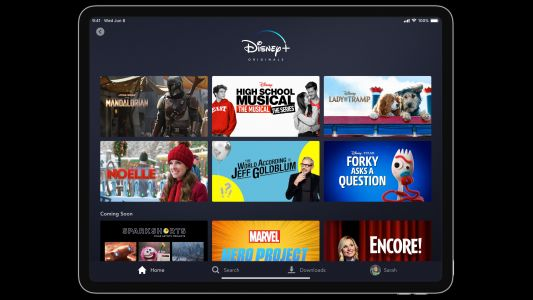 Disney Plus has 10 million subscribers after just 24 hours