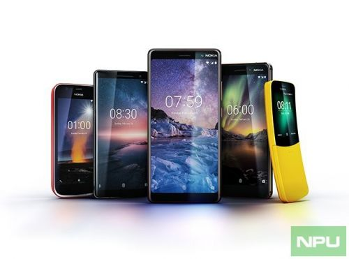 April 1 availability for Nokia 6 2018, 8 Sirocco, 7 Plus & 1 promised by Amazon Germany