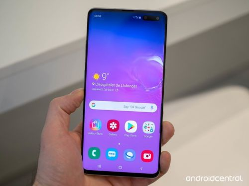 You can now pre-order the Galaxy S10 5G on Verizon for $1300