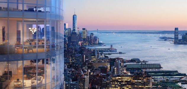 New York City is duking it out for Amazon's headquarters by offering 62.5 million square feet of space