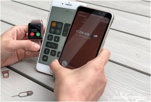 How to use an LTE Apple Watch with an Android smartphone