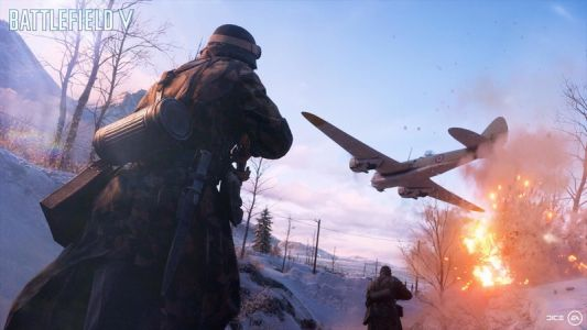 Battlefield V gets spectacularly dramatic launch trailer