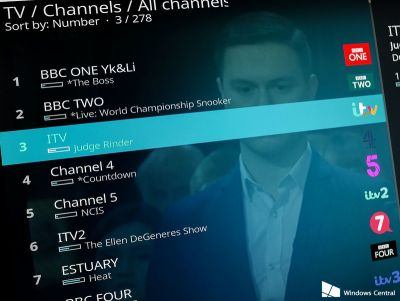 How to use Kodi to watch live TV